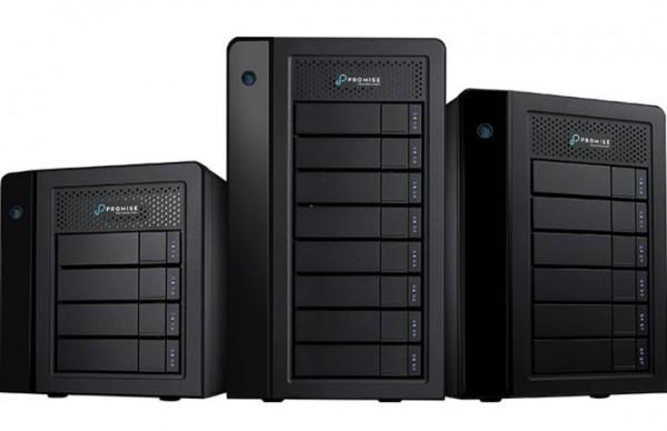 Promise Pegasus 3 8x4TB PC/MS Edition