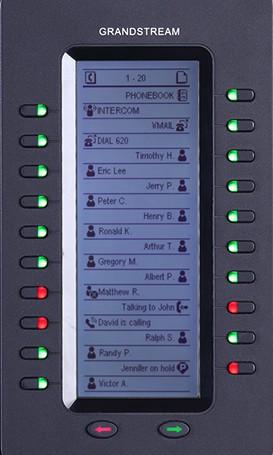 Grandstream SIP zub. GXP-2200 Extension LCD-Keypad