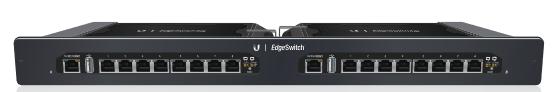 Ubiquiti ToughSwitch CARRIER, 16x Gigabits POE ports, 24/48V ES-16XP