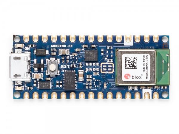 Arduino® Nano 33 BLE with headers