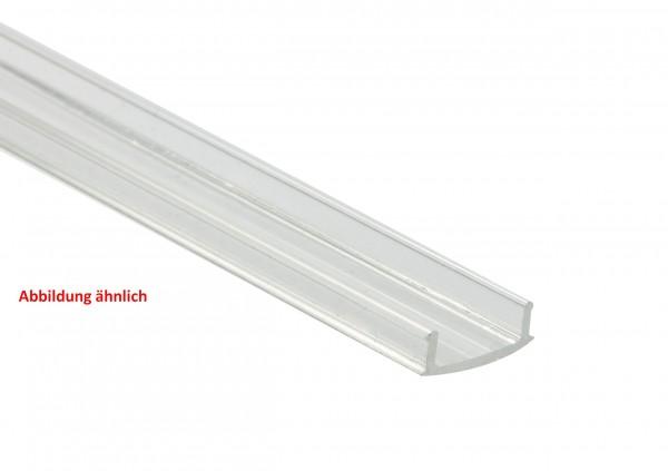 Synergy 21 LED U-Profil zub ALU019 PMMA clear diffusor