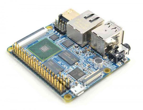 FriendlyELEC NanoPi M2 - Samsung Quad Core A9, 1Gb, Gbit Lan,