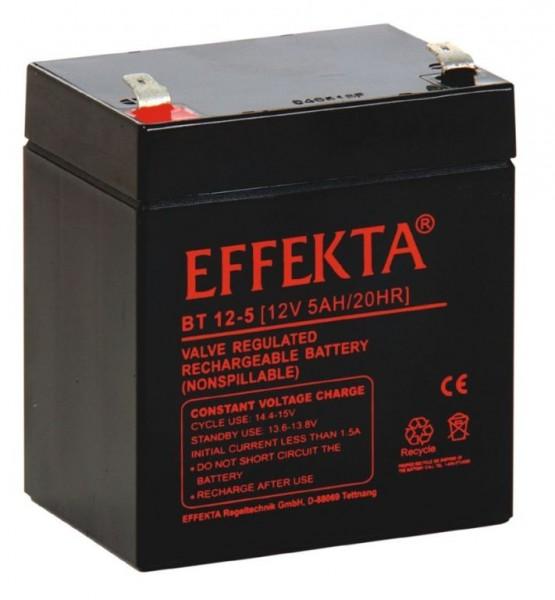 ALLNET USV Ersatzbatterie,12V-5(4,5)AH ALL92400