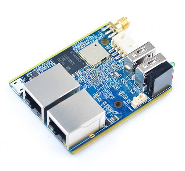 FriendlyELEC NanoPi R1 1GB Version H3 Heatsink