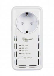 ALLNET ALL3072WLAN / WLAN-Steckdose, schaltbar per Netzwerk/IP