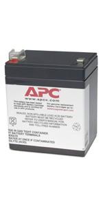 APC USV, zbh.RBC46 Ersatzakku für