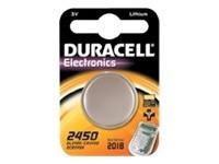 Batterien Knopfzelle CR2450 *Duracell*