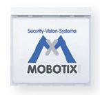 Mobotix Infomodul Mx2wire+ mit LEDs, silber STD