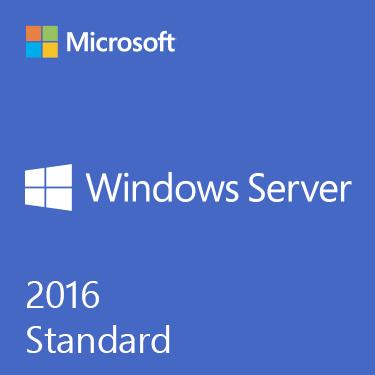 MS-SW Windows Server 2016 Standard - 16 Core - deutsch