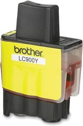 Brother Tinte LC-900Y *gelb*