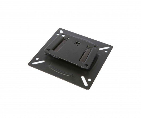 VESA Wandhalterung für Tablet, Monitore sehr flach mit Sicherungsmöglichkeit 7,5 &10 cm