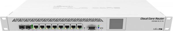 MikroTik Cloud Core Router CCR1009-7G-1C-1S+, 7x Gigabit, 1x Combo, 1x SFP+