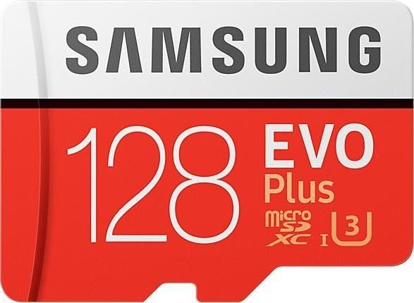 Flash SecureDigitalCard (SD) 128GB *Samsung* microSDXC - UHS-I
