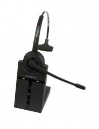 Plusonic Headset DECT ONE Monaural, EHS, Überkopfbügel