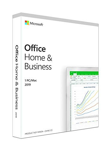 MS-SW Office 2019 Home and Business *Box* deutsch