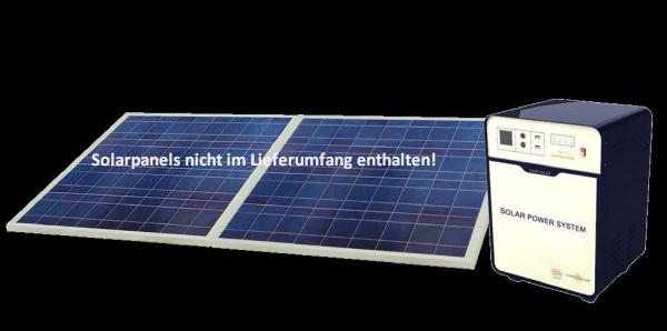 Synergy 21 Solar off grid System 300 AC