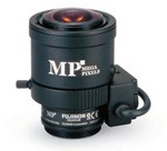 "Fujinon Objektiv 3MP 1/3"" CS-Mount 2,8-8mm Manuell Day&Night"
