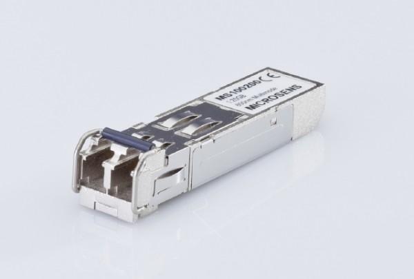 Microsens industrial GBIC SFP, 1000Mbit, SX/LC, MS100200DX