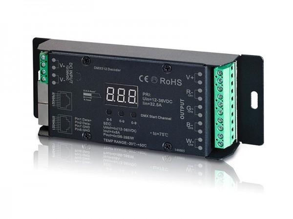 Synergy 21 LED Controller EOS 03 DMX512 Controller RGBW 4*8A RJ-45