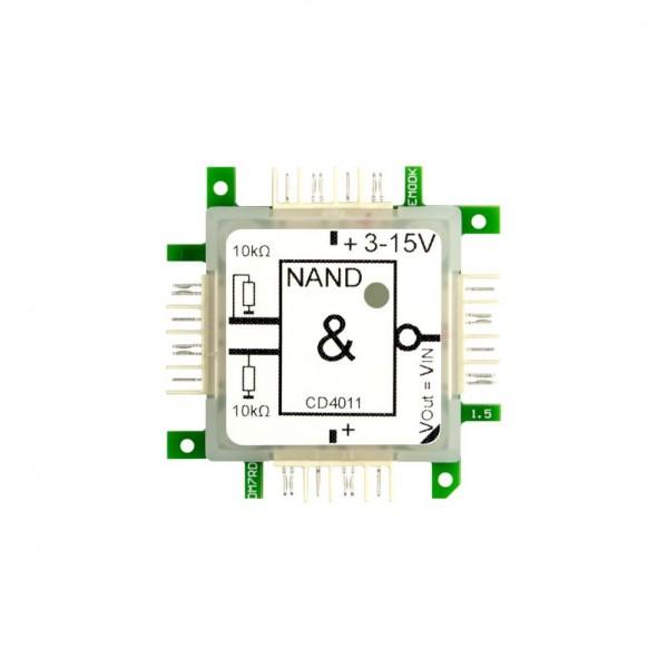 ALLNET Brick'R'knowledge Logik NAND CD4011