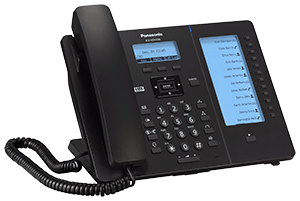 Panasonic KX-HDV230 Business SIP Terminal (black) UK !