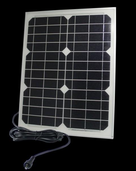 Synergy 21 LED AKKU Baustrahler 20W zub. Solarpanel