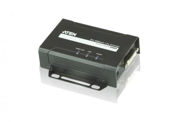 Aten Video/Audio-Extender,35/70mtr., DVI, Empfänger, (1080p bei 70 m)