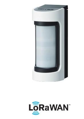 LoRa XTERCONNECT LoRAWAN Outdoor PIR Bewegungsmelder 90° angle detection 12m