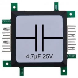 ALLNET Brick'R'knowledge Kondensator 4,7µF 25V