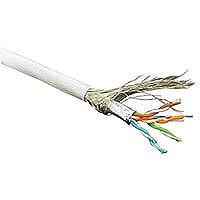 Kabel 100MHz, CAT5E, S-FTP(SF/UTP), Verlege, PVC, 500m Trom