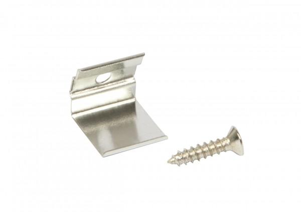 Synergy 21 LED U-Profil zub ALU005 clip Metal