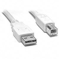 Patchkabel USB2.0, 3m, A(St)/B(St)