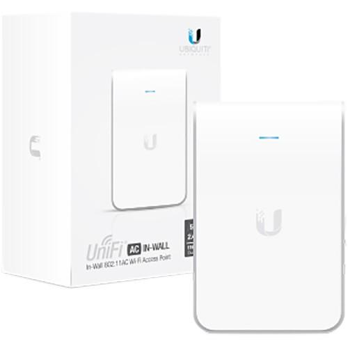 Ubiquiti Unifi AP, AC, In Wall, Pro3x3 dual-band MIMO