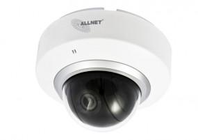 ALLNET ALL-CAM2372-WP / IP-Cam MP Indoor Full HD 2MP PTZ Mini Dome 2x Optischer Zoom