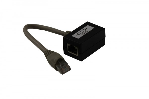 Kabel TK ISDN Y(Adapter) m. Widerstand, Synergy 21,