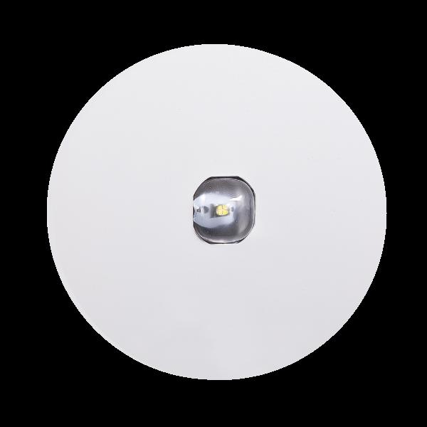 Synergy 21 LED Rettungszeichenleuchte - MIRA rund