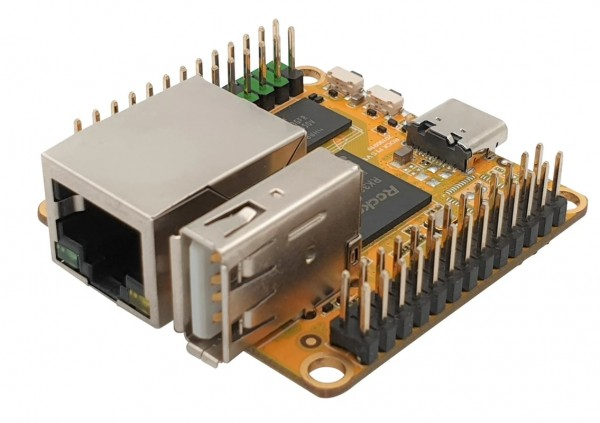 Rock Pi S - 512MB, ohne BT and WiFi