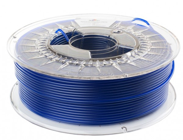 Spectrum 3D Filament PETG 2.85mm TRANSPARENT BLUE 1kg