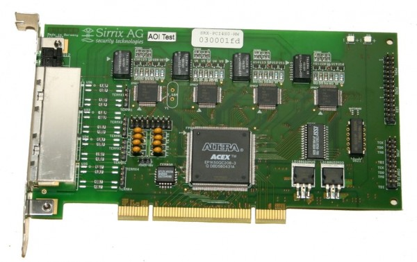 SIRRIX BRI 4 Port PCI S0 Karte Quad BRI card
