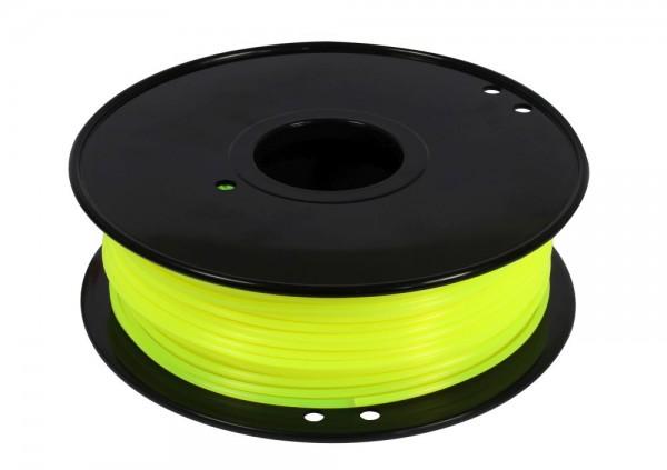 Synergy 21 3D filament PLA /Fluorescence/ 3MM/ Fluorescence Yellow