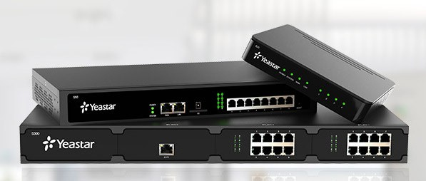 Yeastar S-Series PBX - S100 up to 200 Users