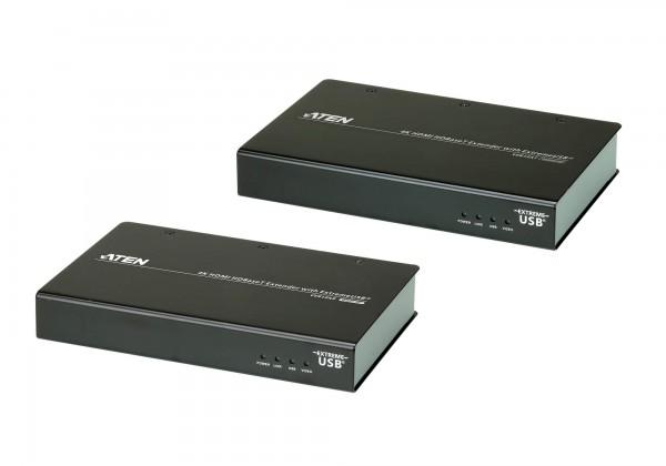 Aten Video-Extender, 70/100mtr., HDMI, USB, Sender/Empfänger-Set,