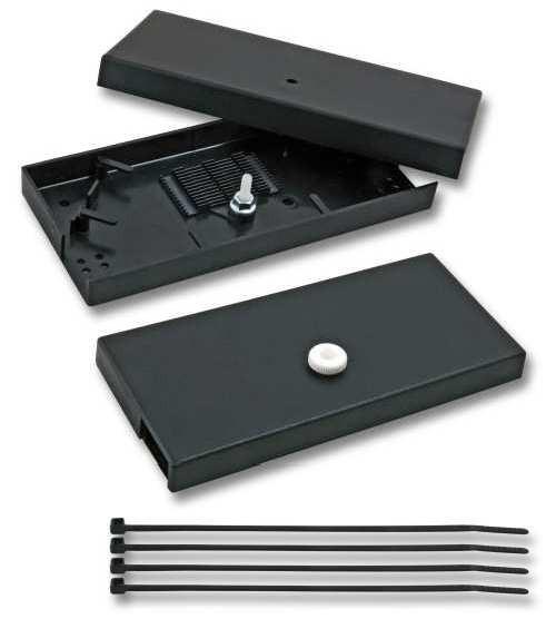 LWL-Wandverteiler Mini-Speissverteiler, für 12 Fasern