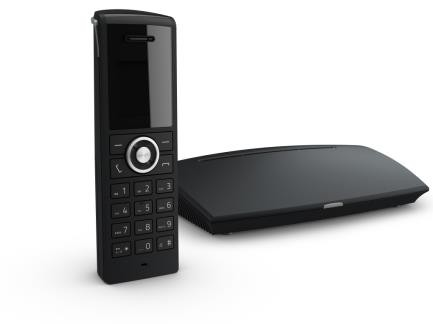 SNOM M325 DECT-IP singlecell solution USED