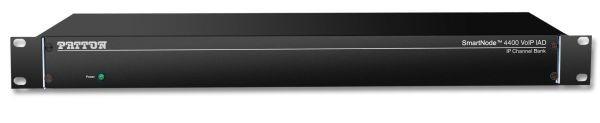Patton SmartNode 4412, IpChannelBank 12 FXS VoIP GW-Router,