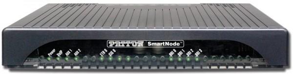 Patton SmartNode 4131, VoIP Gateway, 4 BRI TE/NT, HPC