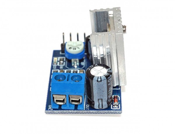 ALLNET 4duino Audio Verstärker Modul