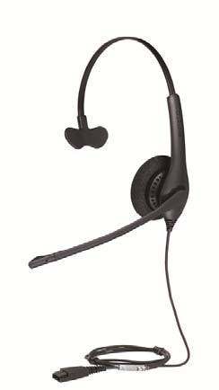 Jabra BIZ 1500 Headset Mono QD