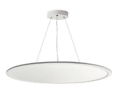 Synergy 21 LED light panel R1000 warmweiß rund