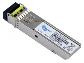 ALLNET Switch Modul ALL4755-DDMI SFP(mini Gbic), 1000Mbit, ZX/LC, 70KM, mit DDMI,